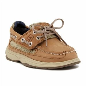 Toddler Sperry Top Sliders! Like new, size 7!